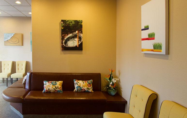 Bonita family dental office